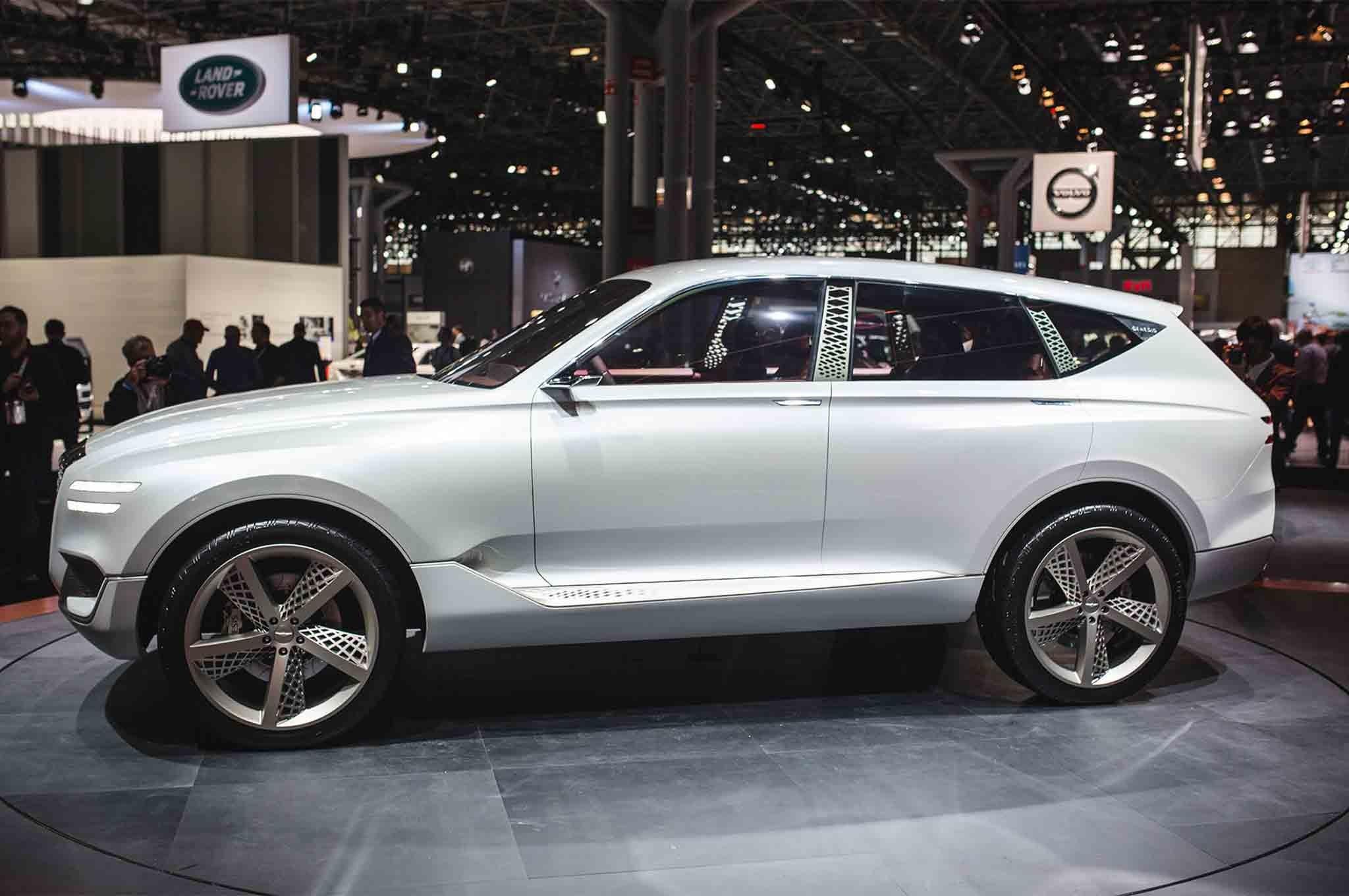 шеф дизайнер Genesis обещает не допустить синдрома Audi