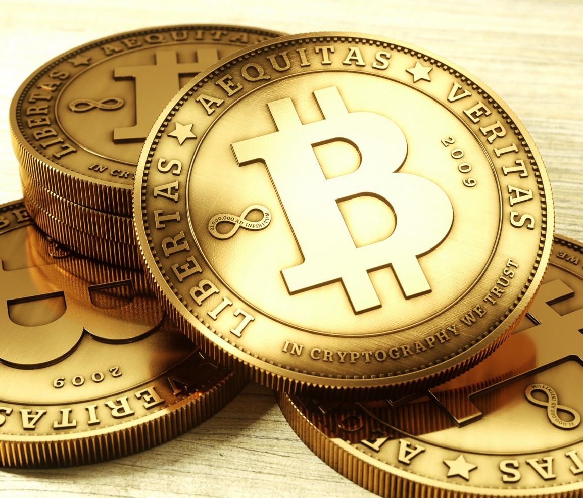 Курс биткоина поборол отметку в11 тыс. долларов