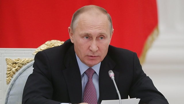 Путин объяснил, как вСССР отказались от мыслей свободной симпатии