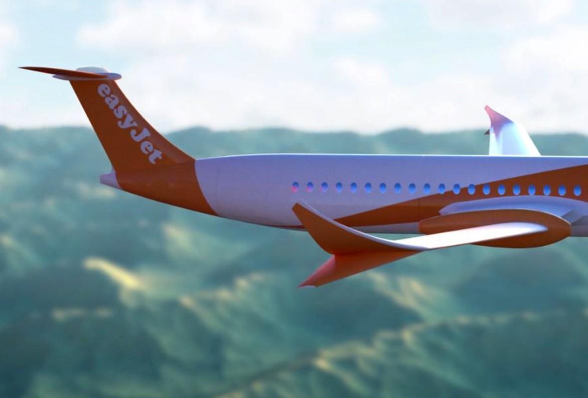 Airbus, Siemens и Роллс Ройс создадут пассажирский лайнер сгибридным электродвигателем