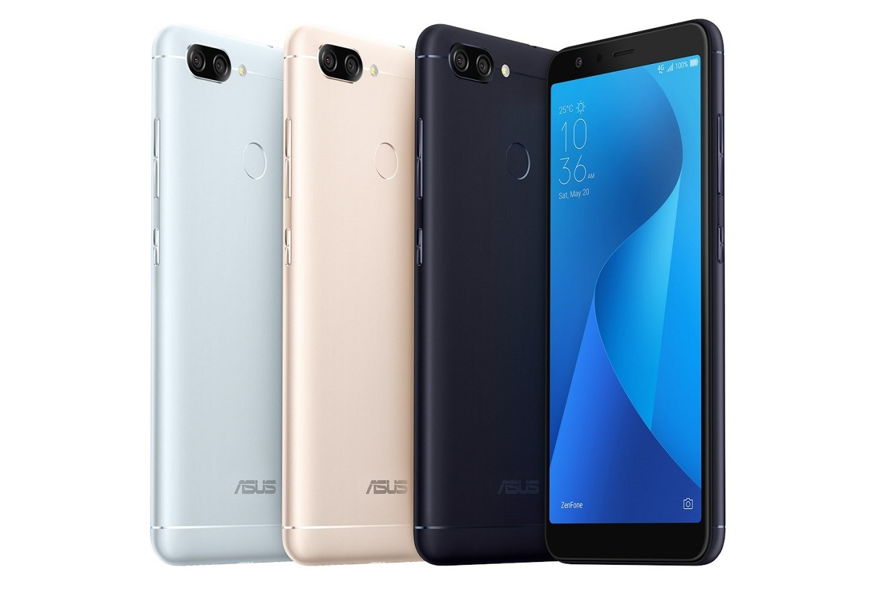 Asus представила в Российской Федерации смартфон ZenFone Max Plus