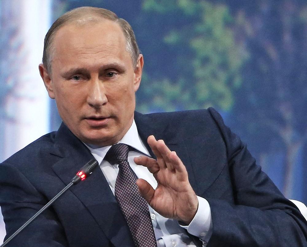 Владимир Путин раскрыл секрет хорошего самочувствия