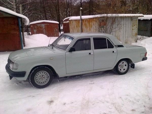 ВТюмени продается за1 млн «Волга» 1996г. без пробега