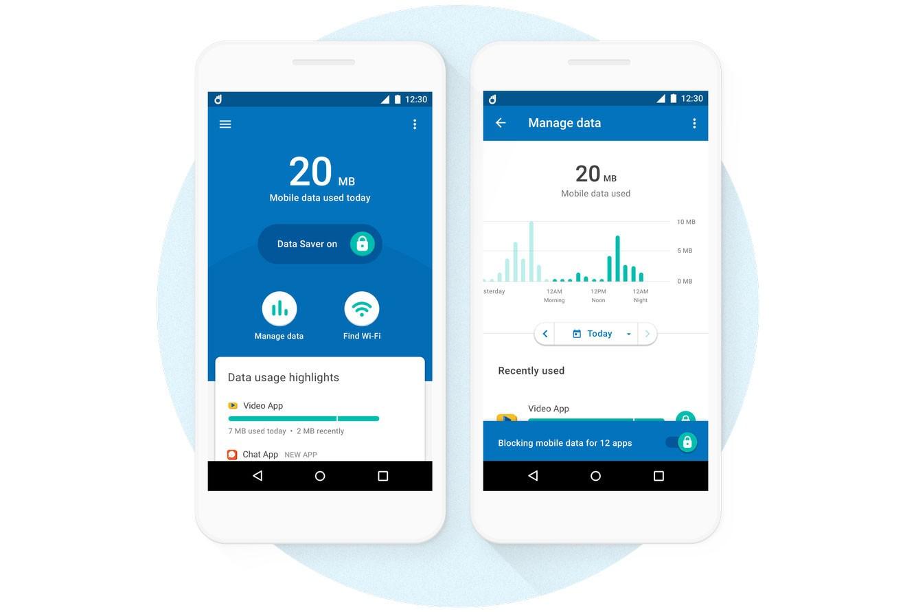 Google выпустила бесплатное приложение для контроля трафика на Android-смартфонах