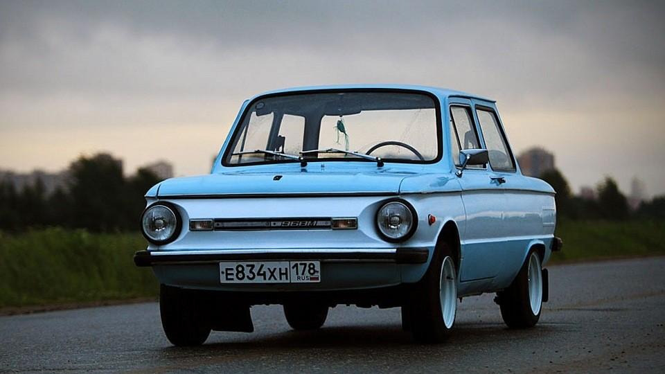 ВГермании на реализацию выставили ЗАЗ-968М за60 тыс. евро