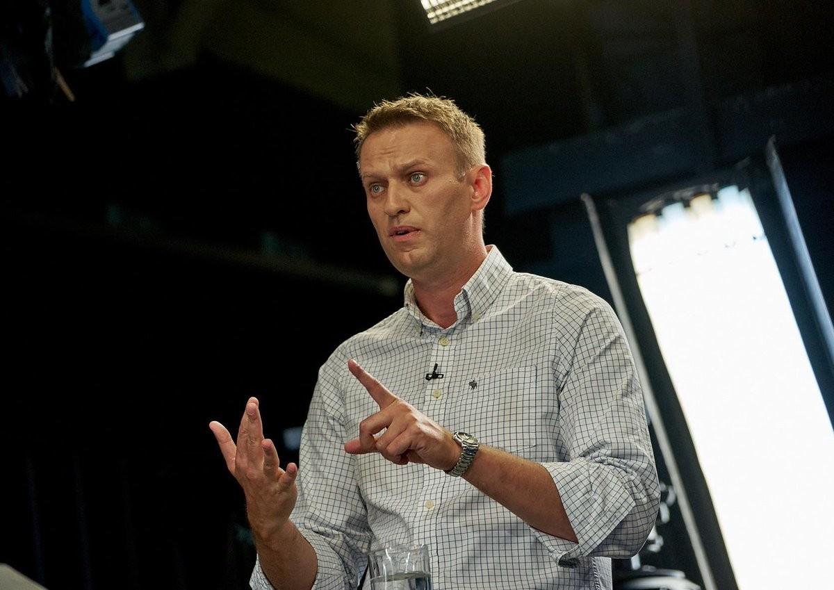 Навальный снял видео очехле от«Роснано» за10 млрд руб.