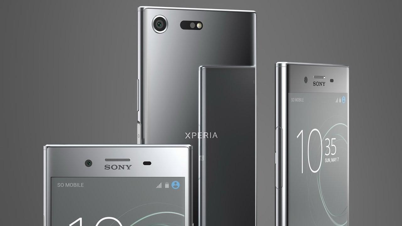 Сони XperiaXZ премиум с5,7-дюймовым безрамочным экраном будет водонепроницаемым