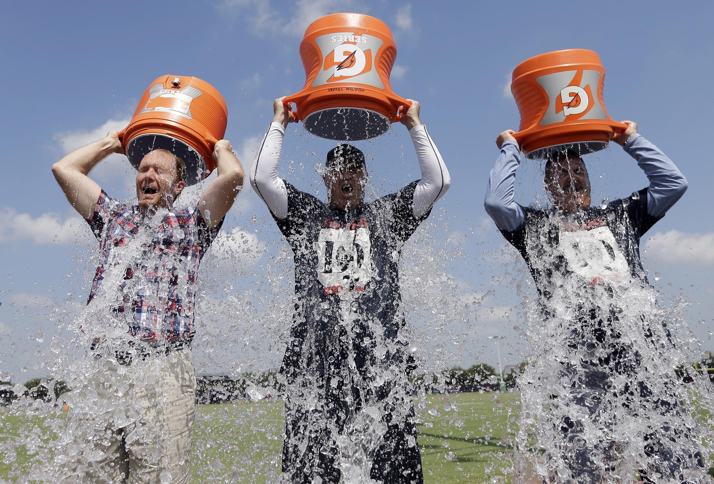 ВСША скончался идейный вдохновитель флэшмоба Ice Bucket Challenge