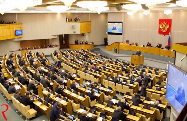 В Госдуме приняли новый закон о страховых взносах на 2020 год