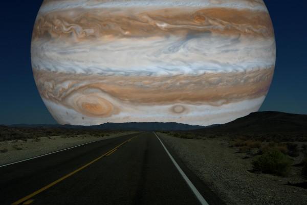 Венера и Юпитер сблизятся утром 13 ноября