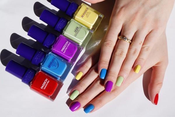 Косметика для ногтей и волос: обзор Christina Fitzgerald и Kydra