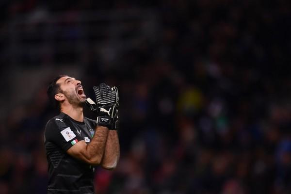 Буффон покинул сборную Италии со слезами на глазах