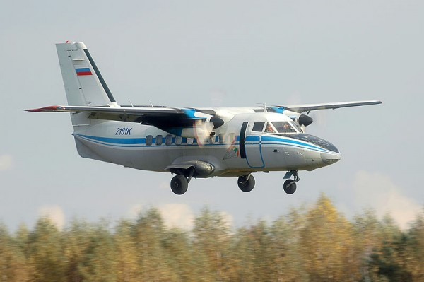 Очевидец рассказал подробности крушения Let L-410 в Хабаровском крае