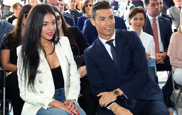 Криштиану Роналду после ЧМ-2018 женится на Джорджине Родригес