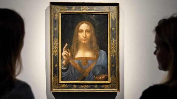 Самую дорогую картину в мире назвали подделкой