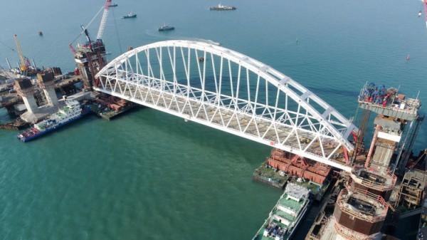 Крымский мост может стать «Президентским»