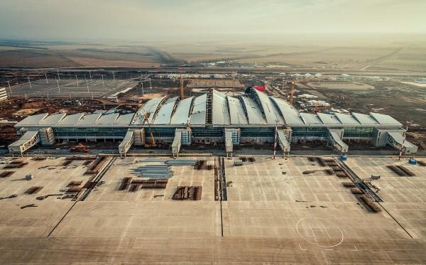 В Ростове аэропорт «Платов» откроется 1 декабря