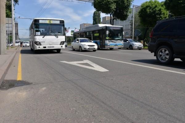 В Самаре к ЧМ-2018 на 3-х улицах появятся полосы для общественного транспорта