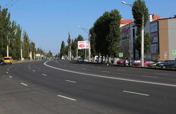 В Воронеже отремонтируют 150 км дорог в 2018 году
