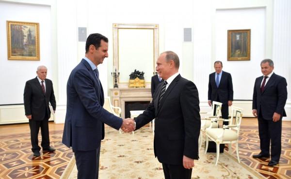 Путин сообщил о завершении военной операции в Сирии