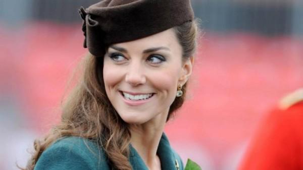 Кейт Миддлтон пришла на юбилей королевы в колье принцессы Дианы