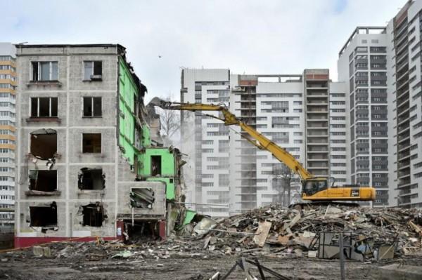 Левкин: 170 дополнительных стройплощадок для реновации изучают в Москве