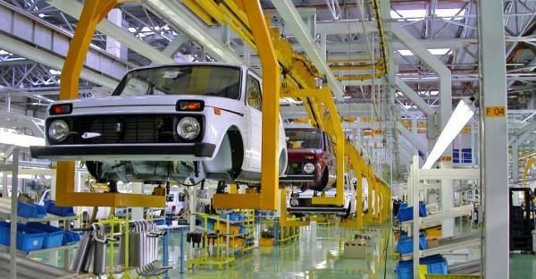 С начала 2017 года в Казахстане произвели 15 000 автомобилей