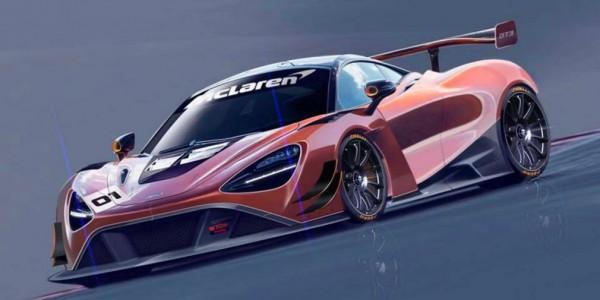 В сети появились первые тизеры гоночного суперкара McLaren 720S