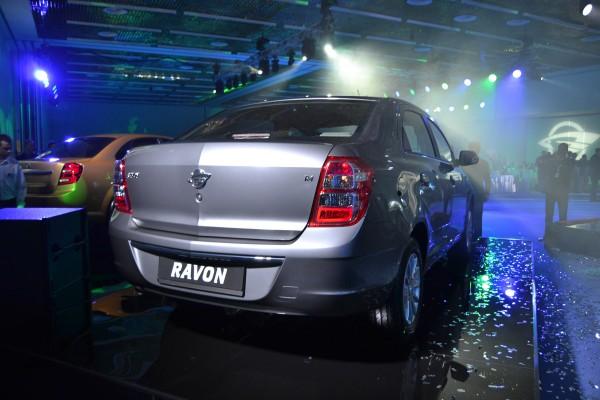 К концу 2017 года Ravon собирается реализовать 15 тысяч машин в России