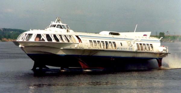 В Крыму организуют производство пассажирских судов на подводных крыльях
