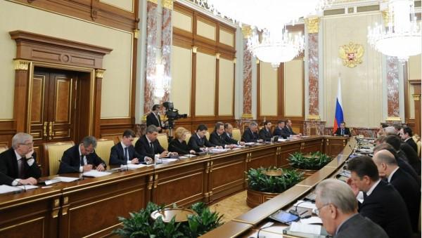 Кабмин России принял закон о НДД на нефтяную промышленность 23 ноября