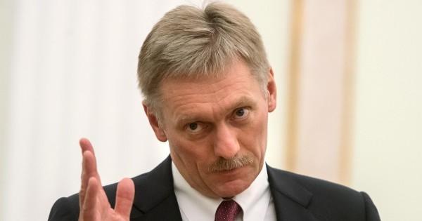 Песков не исключает возможности участия Путина в жеребьевке ЧМ-2018