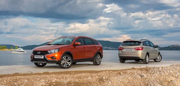 LADA впервые за 9 лет попала в ТОП-10 любимых автомобилей среди россиян