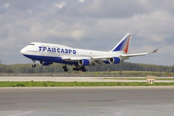 Трансаэро выплатит Аэрофлоту 172 миллиона рублей по судебному решению