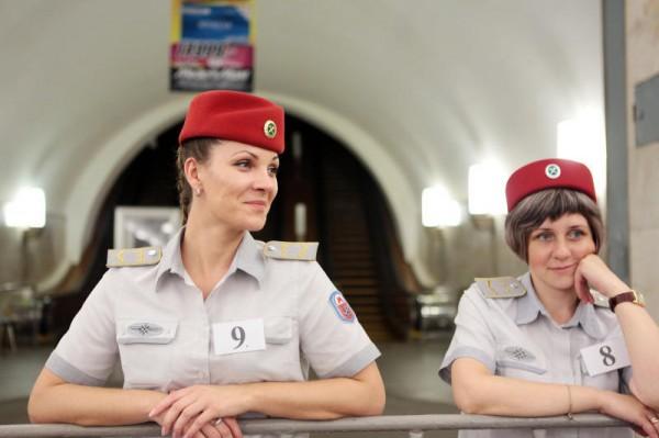 Сотрудникам Московского метро выдадут новую форму