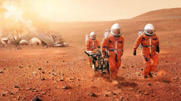 Колонисты из США постоят на Марсе город-лес