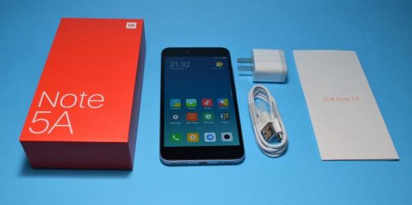 Магазин GearBest при покупке Xiaomi Redmi Note 5A дарит браслет Mi Band 2