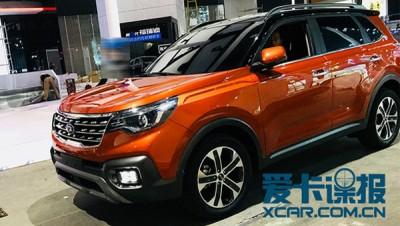 KIA готовит совершенно новый кроссовер для Китая