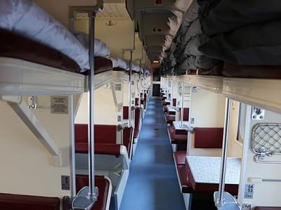ФАС выяснила, что проезд в плацкарте ФПК был дороже авиабилетов «Победы»
