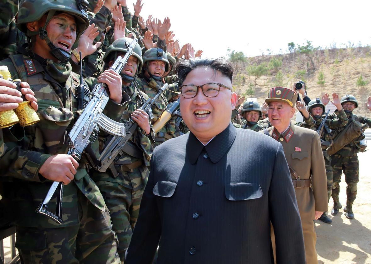 Пхеньян готов кпереговорам сСША при признании КНДР ядерной державой
