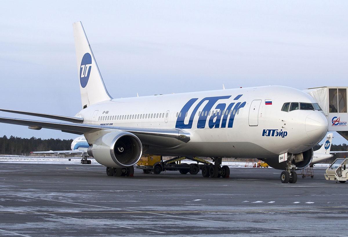 Из-за поломки самолёт Utair несмог вылететь изАнадыря в столицу России