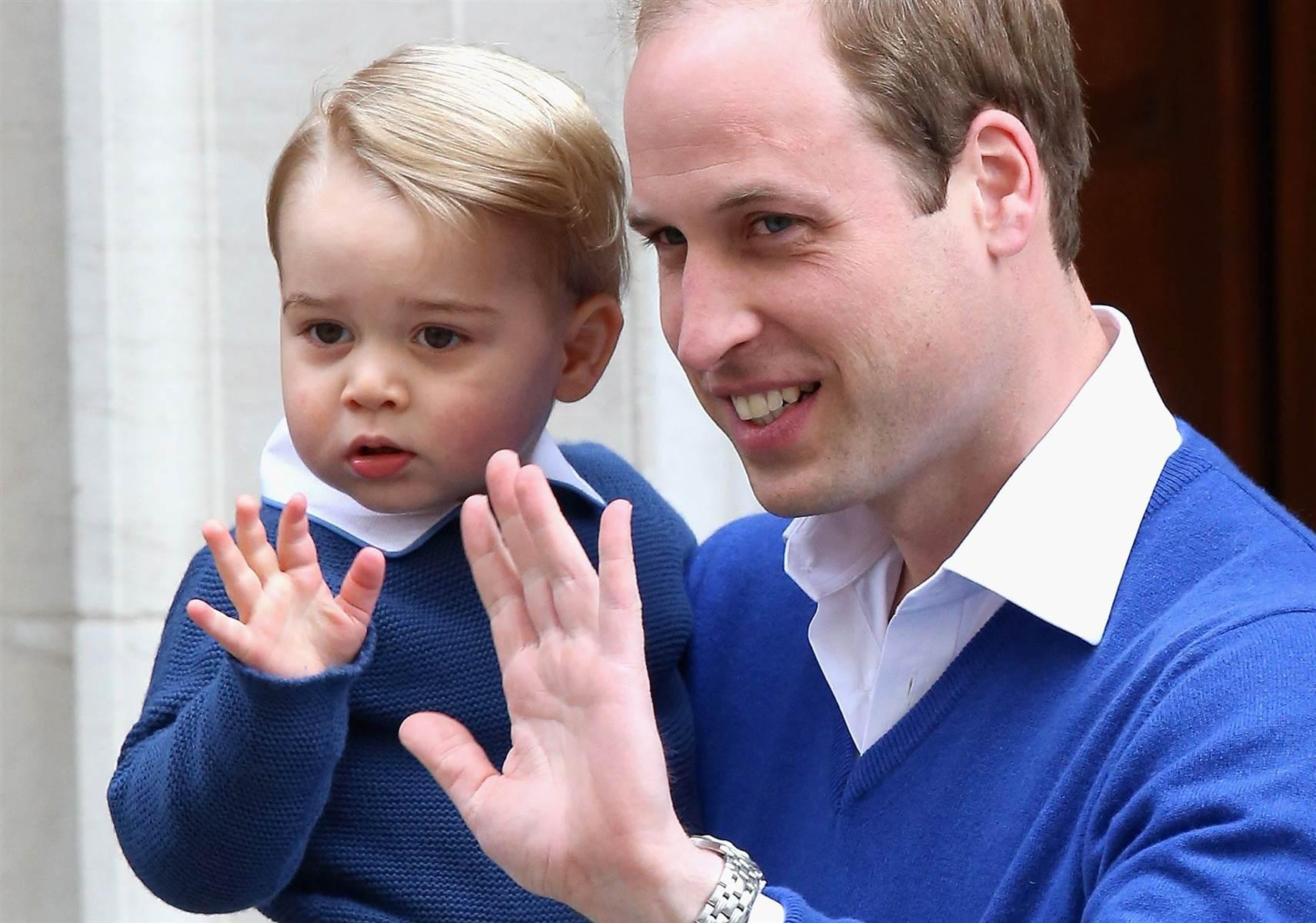 Священник призвал христиан молиться о нестандартной ориентации принца Джорджа