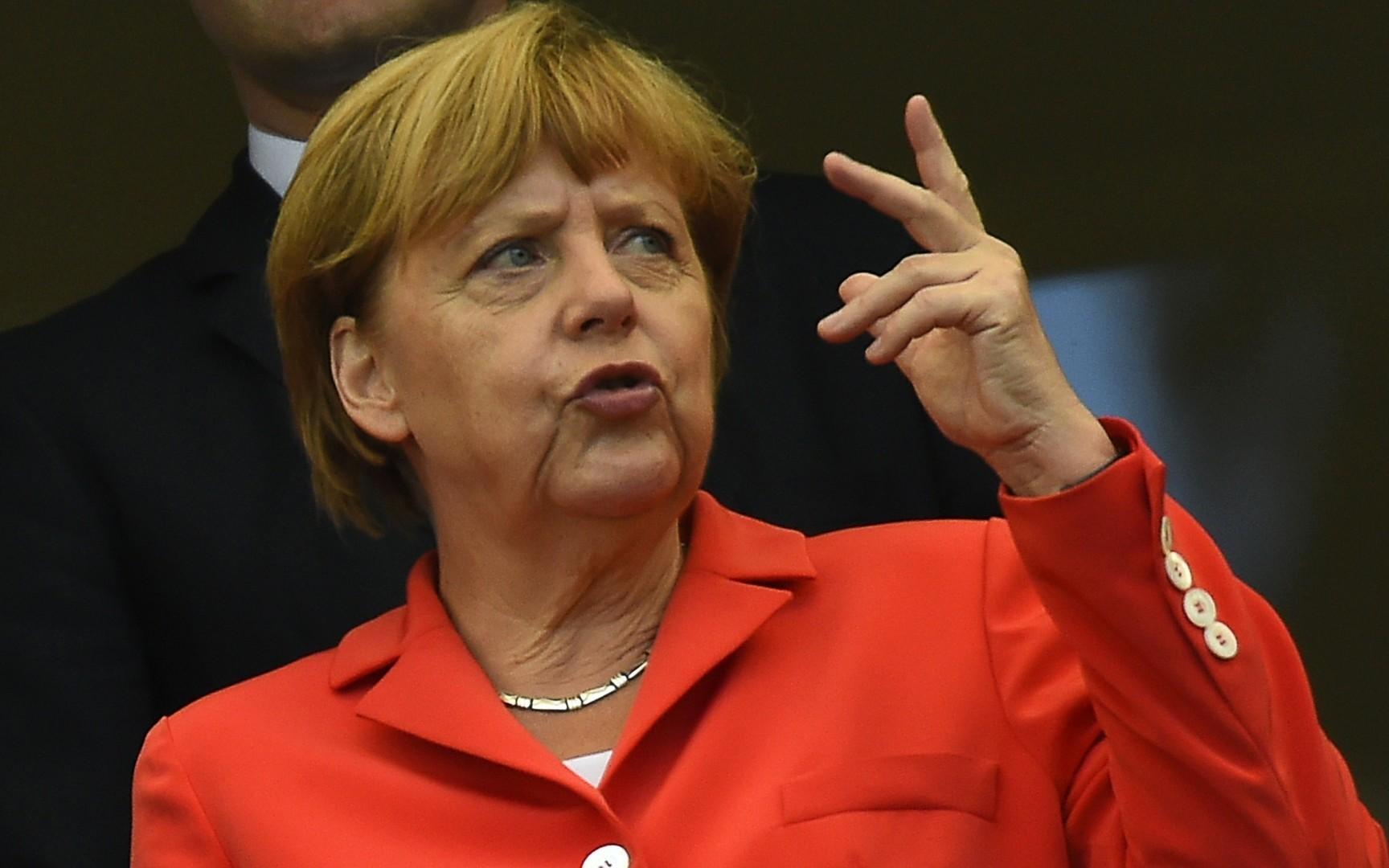 ВБерлине семьи жертв теракта обвинили Ангелу Меркель вравнодушии
