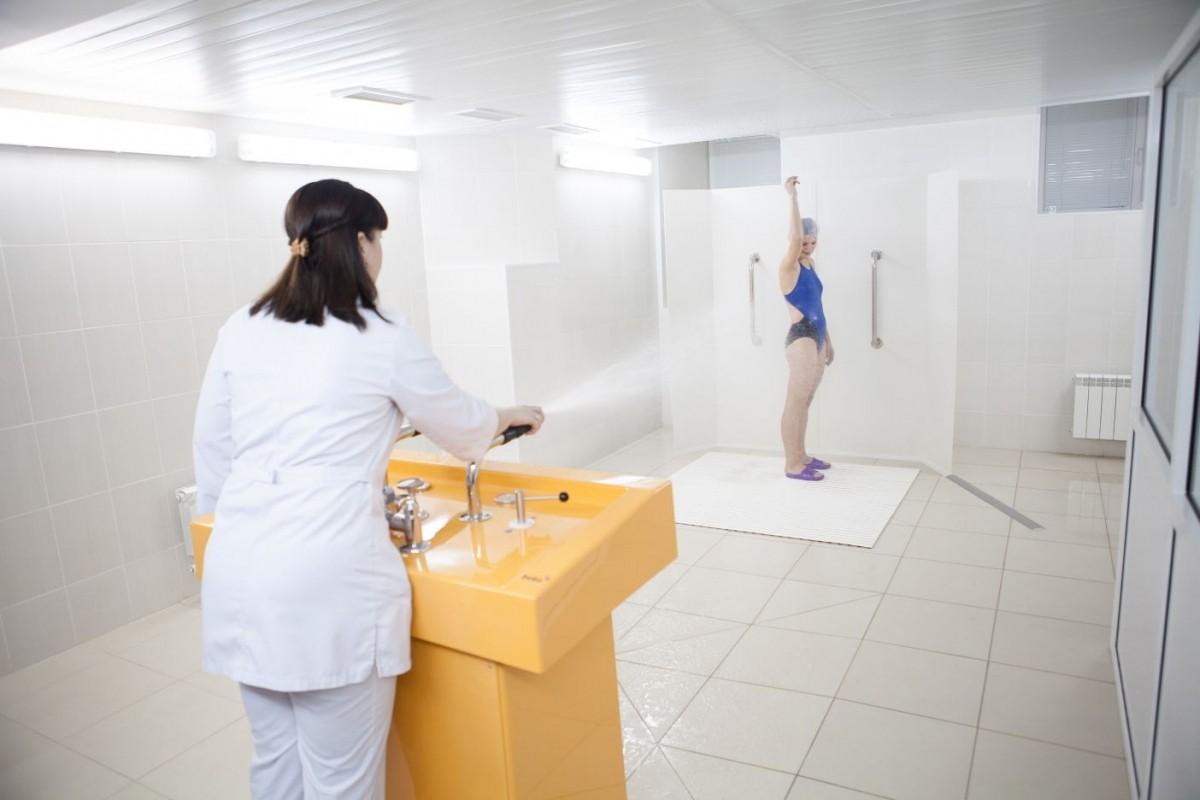 ВПензе душ Шарко лишил девственности молодую пациентку