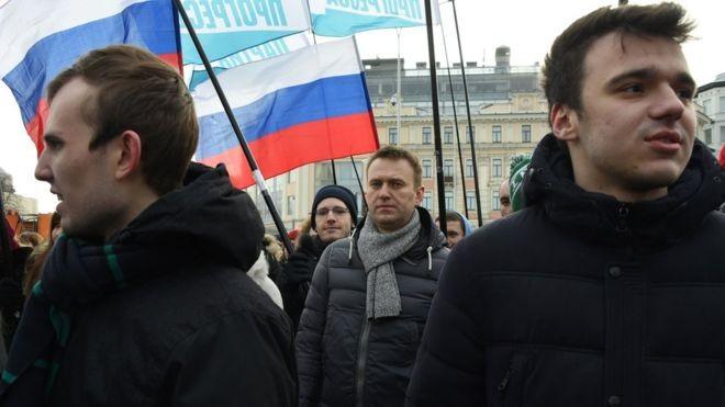 ВСамаре задержали приверженцев Навального перед митингом