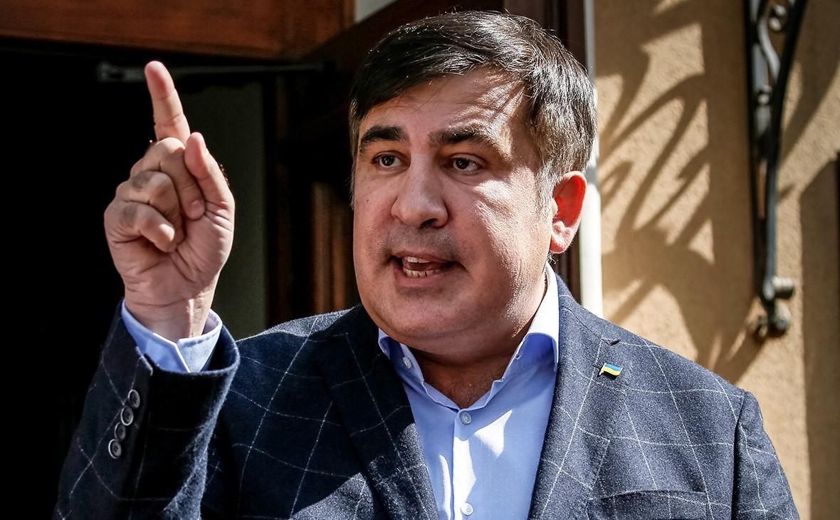Саакашвили призвал украинцев ввоскресенье собраться наМайдане