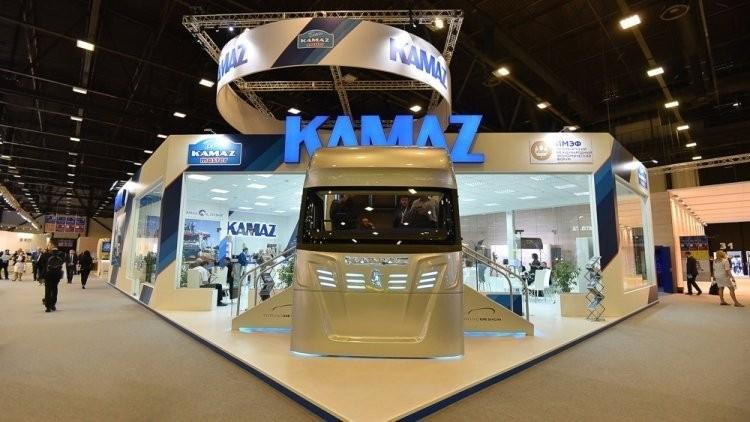 Специалисты показали внешний облик фургона «КамАЗ» будущего