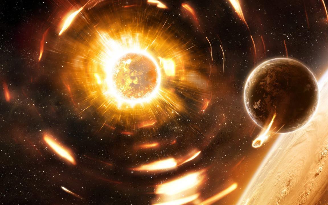 Астрономы проинформировали, когда ипочему Солнце уничтожит Землю