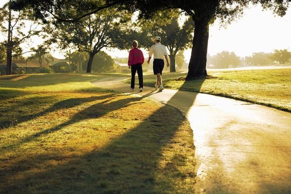 Прогулки в городах  ненесут пользы для здоровья— Ученые