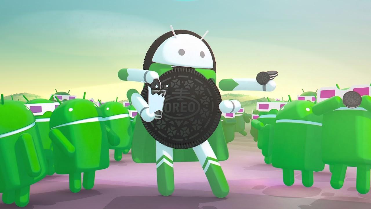 Google представила андроид Oreo (GoEdition) для бюджетных телефонов